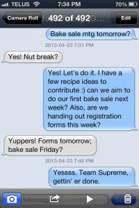 planning texts