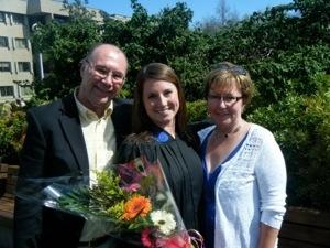 Big graduation day!